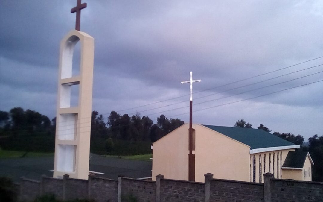 """Professione Solenne, monastero Kenya"""