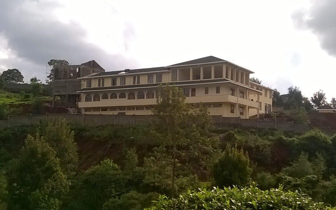 Fondazione in Kenya